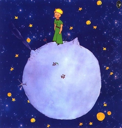 Célèbre Le petit prince ZC42